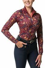 stretchy cap sleeves soft fabric Kastel Denmark Lemon Print Sun Shirt UPF30+