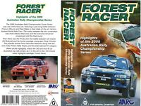 FOREST RACER - 2000 Australian Rally Championship VHS