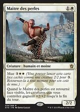 MTG Magic KTK - (4x) Master of Pearls/Maître des perles, French/VF