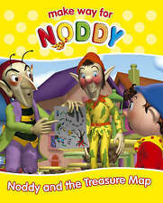 New, Noddy and the Treasure Map (Make Way for Noddy, Book 13), Blyton, Enid, Boo