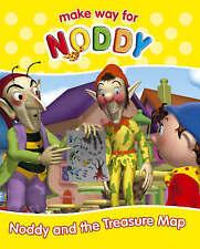 Make Way for Noddy (13) - Noddy and the Treasure Map, Enid Blyton | Paperback Bo