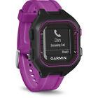 Garmin Forerunner 25 GPS Running Watch (SMALL; Black/Purple) - 010-01353-20