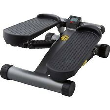 Gold's Gym Mini Stepper with Monitor Fitness Workout Exercise Gym Equipment