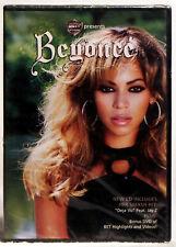 BET Official Presents Beyonce (DVD, 2006) Includes 'Deja Vu' Featuring Jay-Z