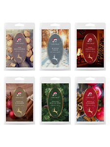 Christmas Collection Soy Wax Melts, Haus Aroma Wax Melts x6, Long Lasting Aroma