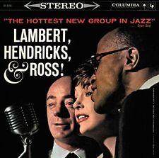 Hendricks and Ross Lambert - The Hottest New Group In Jazz [CD]
