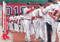 2020 Topps Series 1 #274 Red Sox Team card