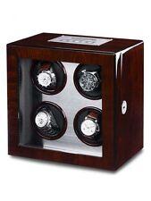 Uhrenboxen, - Etuis aus Holz & Beweger Geräuscharme