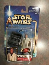 2002 Hasbro Star Wars Attack of the Clones Anakin Skywalker Outland Peasant MOC