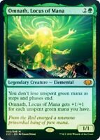 Omnath, Locus of Mana - Foil x1 Magic the Gathering 1x Commander Collection: Gre