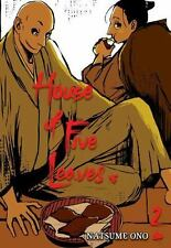 House of Five Leaves, Vol. 2, Ono, Natsume, Good Condition, Book