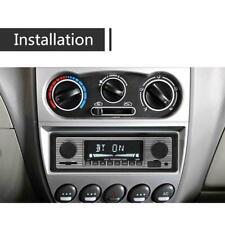 Vintage Car Bluetooth Radio MP3 Player Stereo USB/AUX FM New Audio Stereo B9O9