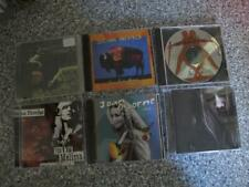 Cd Lot F used 6 discs Pop Indie Rock Juliana Hatfied Joan Osborne Etheridge