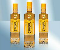 """Vodka """"Svayak"""" mit Honig- und Lindenblütengeschmack Водка """"Свояк"""" липа и мёд 40%"""