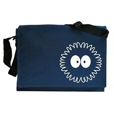Soot Sprite Totoro Inspired Japanese Anime Navy Blue Messenger Shoulder Bag