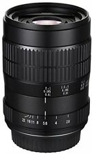 Oshiro 60mm F/2.8 2:1 LD UNC Manual Ultra-Macro Lens For Nikon D5, D4S, DF, D4,