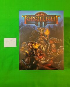 Torchlight II 2 - IndieBox New Sealed Complete CIB Runic Games #1682