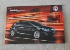 Brochures Astra Car Manuals and Literature