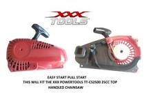 25CC 26CC TOP HANDLED CHAINSAW PULL START XXX POWER TOOLS TIMBERPRO SGS + MORE