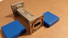 "Penn Engineering 6L254 25101-003 3"" Waveguide Spacer 12.4-18GHz KU-Band WR-62 RF"