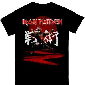 Iron Maiden - Senjutsu Eddie Archer Kanji Official Licensed T-Shirt