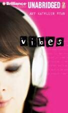 Vibes by Amy Kathleen Ryan (2008, CD, Unabridged)