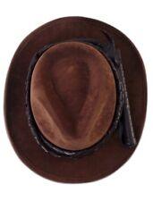 Adult Costume Party Accessory Indiana Jones Adventurer Hat & Whip Set