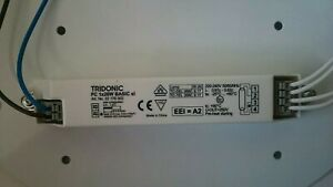 New Tridonic 1x28W For 28w 2D Fitting PC Linear SL Basic High Frequency Ballast