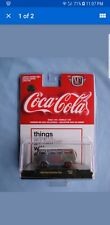 M2 MACHINES RAW CHASE Coca-Cola 1965 Ford Econoline Delivery Van 1 out of 250