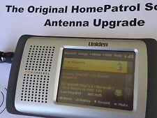 UPGRADE YOUR ANTENNA UNIDEN HOME PATROL SCANNER RADIO 800MHZ UPGRADE HOMEPATROL