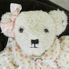 ROSENBEAR DESIGNS - SIGNED & NUMBERED TEDDY BEAR - 1987 -- #39B Huggy Fuzzy