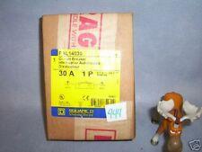 Square D Circuit Breaker Fal14030 30 amp Nib Sealed