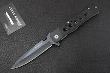 Couteau Boker Magnum Power Ranger Lame Acier 440 Manche G-10 - 01MB219
