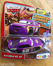 Disney PIXAR Cars N2O COLA NO. 68 on RADIATOR SPRINGS CLASSIC TOYS R US TRU