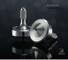Professional Spinning Top Stainless Steel Ceramic Bead Super Precision EDC Toy