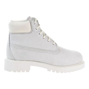 Timberland 6 Inch Waterproof Little Kids Boots White a1l5a