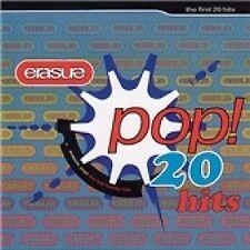 Erasure Pop The First 20 Hits CD 21 Track (cdmutel2) UK Mute 1992