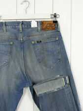 Cotton Distressed Classic Fit, Straight 34L Jeans for Men