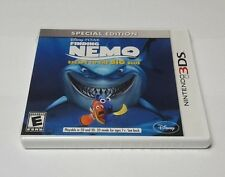 Finding Nemo: Escape to the Big Blue Special Edition  (Nintendo 3DS, 2012) new