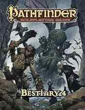 Pathfinder Pawns Role Playing Game Bestiary 4 Hardcover by Paizo PZO 1127
