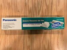 Original Panasonic Kx-Fa93 Ink Film for Kx-Fhd331, Kx-Fhd332, Kx-Fhd351