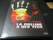 """DVD NEUF """"LA COLLINE A DES YEUX - 1977"""" film d'horreur de Wes CRAVEN"""