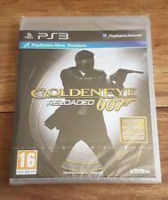 JAMES BOND GOLDENEYE 007 RELOADED Jeu Sony PS3 Playstation 3 Neuf Blister VF