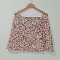 Lily Loves Women's Pink Floral Short Skirt Size 16 Stunning Summer Wear - BNWT