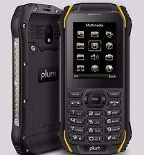 Plum Ram 6 - Rugged Phone Tmobile MetroPCS Simple Mobile Stright Talk  E600Yell