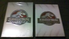 Jurassic Park 4 Movie Collection:2015, 6-Disc Set NEW Ships Free With Slipcover