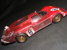 FERRARI  512S  Movie Le Mans RARE NOSE CHANGE    CMR 1/18