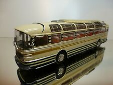 NOREV SAVIEM S53M EXCURSION AUTOBUS - CREAM 1:43  - VERY GOOD