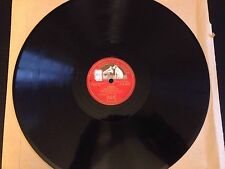 78 By Enrico Caruso Audio/Parted RCA on Victrola