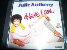 Julie Anthony Here I Am Rare (Australia) CD TRX0738